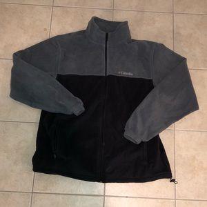 XL Columbia Full Zip Fleece